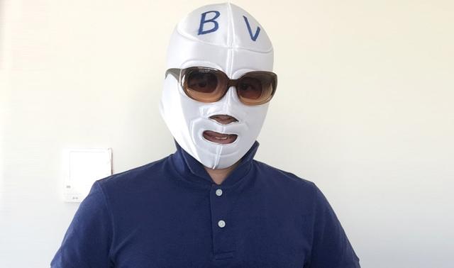 どうも変体仮面的マスクマンです!