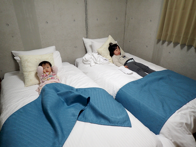2つ目のベッドルーム