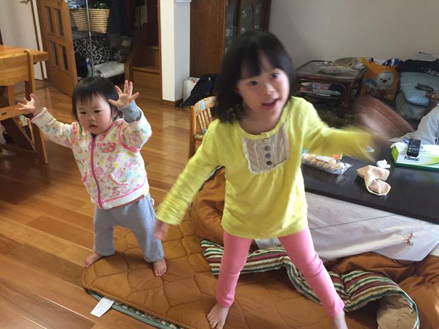 ゆすいダンス3