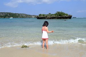 ゆすい姉妹の4月の格安沖縄旅行記