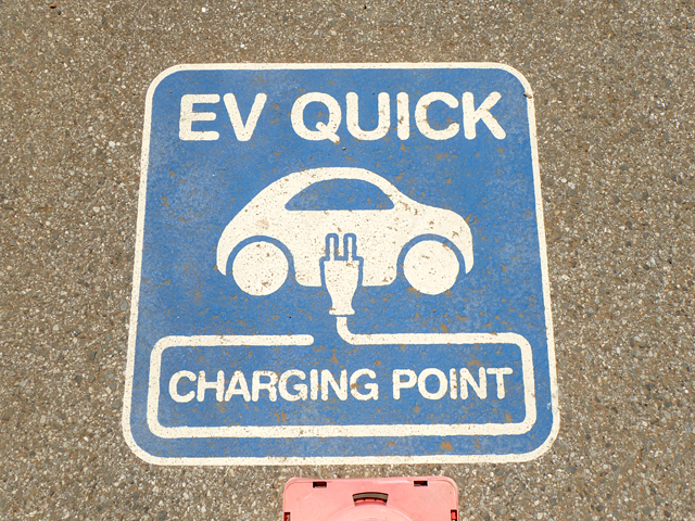 EV用充電器