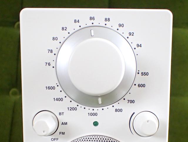 Tivoli Audio PAL BT チューニングダイアル