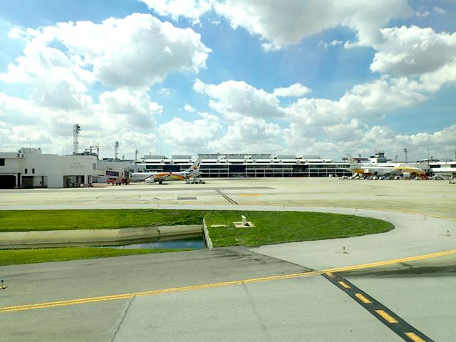 ドンムアン国際空港滑走路