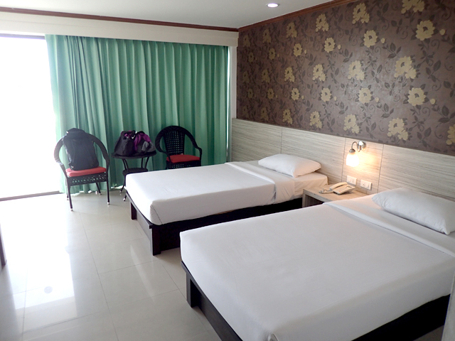Welcome Plaza Hotel Pattaya room