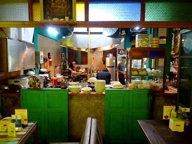 KRUA NHA BANN kitchen