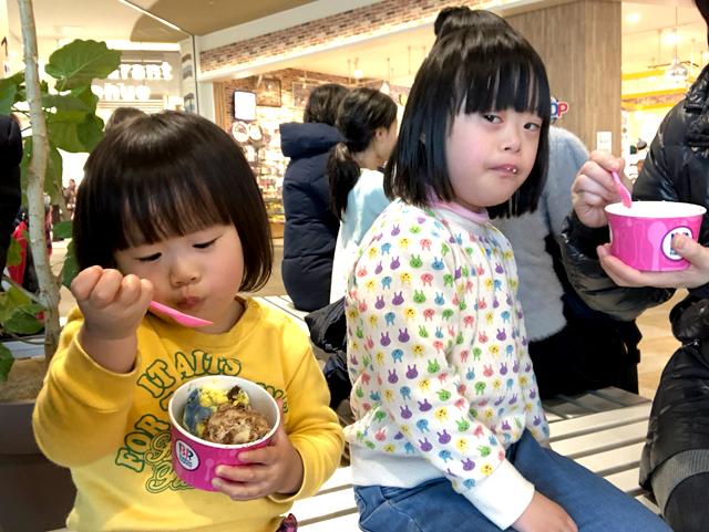31食べるゆすい姉妹