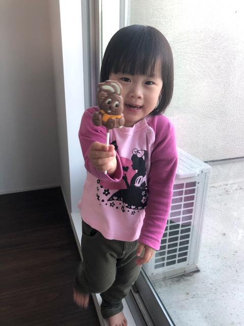 チョコと翠2