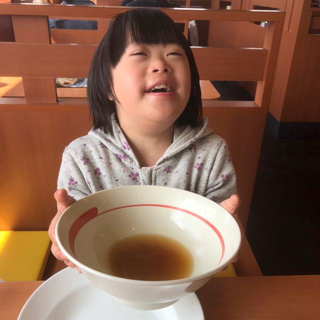 ダウン症優ラーメン3