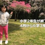 ダウン症優小学2年生時の成長備忘録