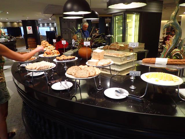 ナライホテルの朝食