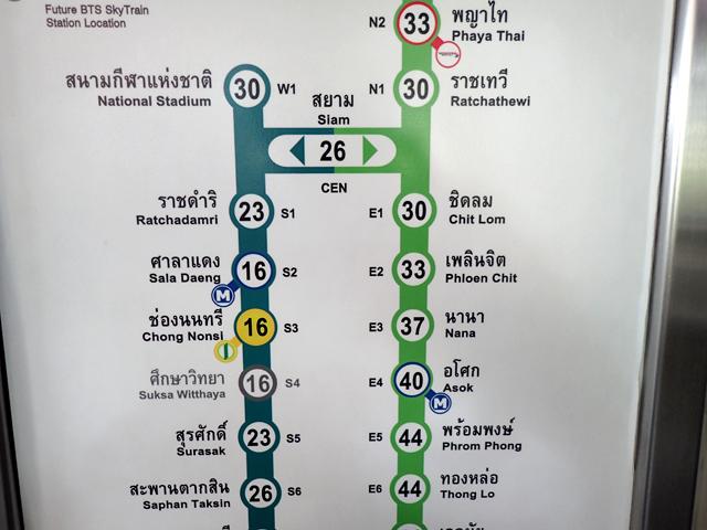 BTS路線図拡大