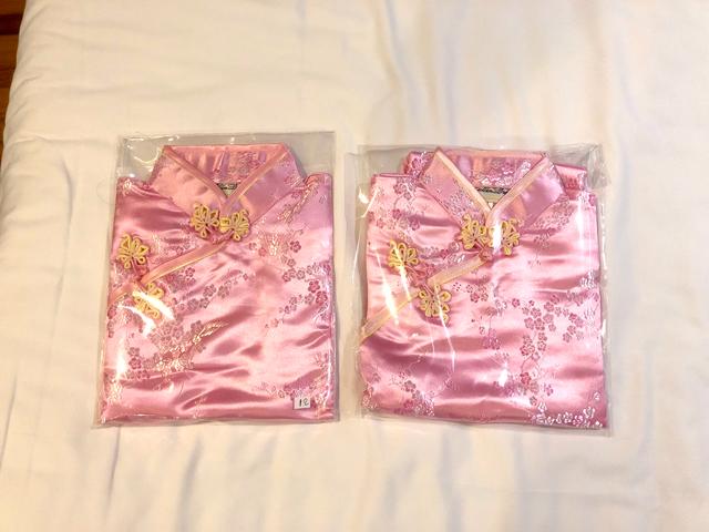タイのお土産子供服