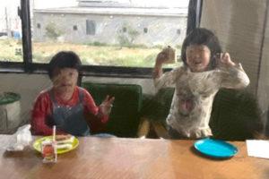 ダウン症優が美容室デビュー