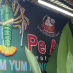 『Pe Aor Tom Yum Kung Noodle』のメニューブック