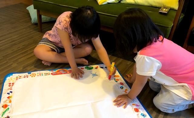 ダウン症優の小学3年生時の3学期