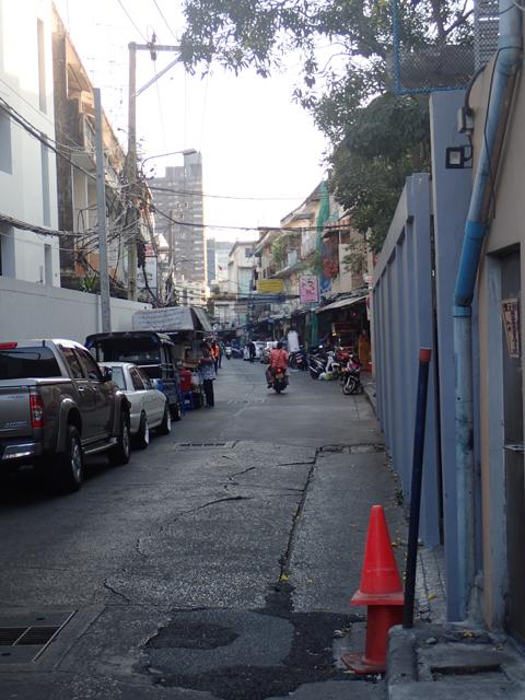 Phetchaburi 12 Alley