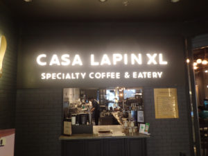 Casa Lapin Specialty Coffee x Central World