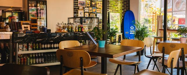 テナント型飲食店